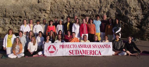 Ashram en Sudamérica
